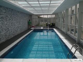شركة تنفيذ احواض سباحة (حمامات سباحة) لاندسكيب