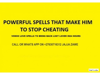 GET BACK YOUR LOST LOVER OR EX LOVER IN 3 DAYS.
