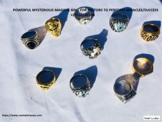 ((+27634531308 )) BLESSED MAGIC POWER RING FOR PASTORS TO MAKE WONDERS & MIRACLES