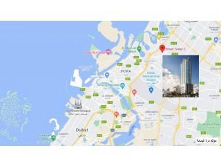 شقة للبيع على بعد 15 دقيقة من برج خليفة ب 475 ألف درهم بالتقسيط على 10 سنوات