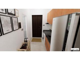 فرصة استثمارية مميزة   وبتقسيط ل 10 سنوات شقة غرفة وصالة في عجمان ب 372 ألف درهم