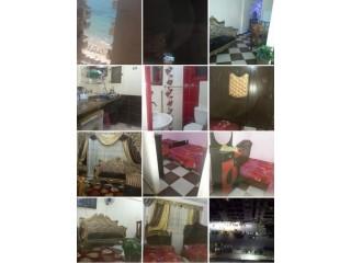 من المالك مباشرة شقة للايجار اليومى والاسبوعى بالإسكندرية ميامى شارع خالد بن الوليد الرئيسي