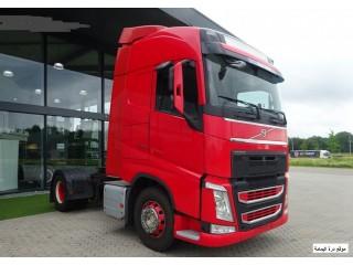شاحنه فولفوFH 420 مستوردة من اوروبا للبيع